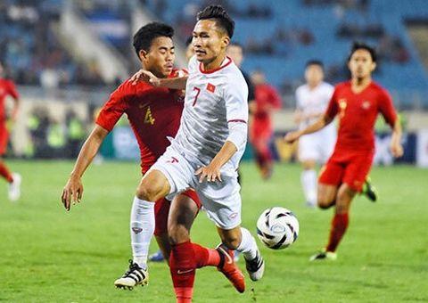 U23 Việt Nam 1- 0 Indonesia: Đội chủ nhà chiến thắng nhọc nhằn