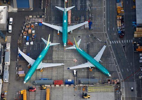 Boeing hoàn tất bản chỉnh sửa hệ thống điều khiển máy bay 737 MAX