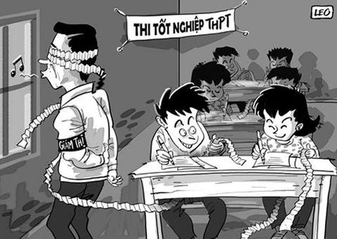 """Vụ gian lận điểm thi THPT quốc gia: Đâu là """"kẽ hở"""" dẫn đến sai phạm nghiêm trọng?"""