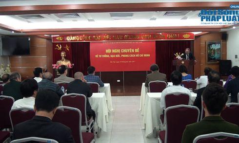Hội nghị chuyên đề về Tư tưởng, đạo đức, phong cách Hồ Chí Minh