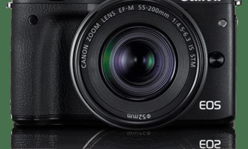 Canon EOS M3: Nhỏ gọn, năng động