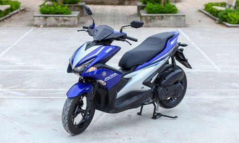 Yamaha NVX 155 phân khối giá 51 triệu đồng