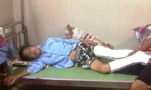 Vụ nam sinh nhảy từ tầng 3 xuống đất khi bị thu điện thoại: Cô giáo làm đúng quy định