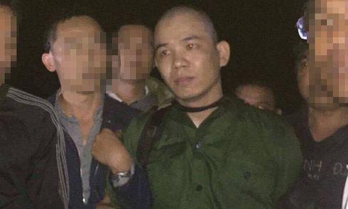 Ly kỳ trinh sát kể phút vây bắt tử tù Nguyễn Văn Tình trong đêm mưa ở rừng già