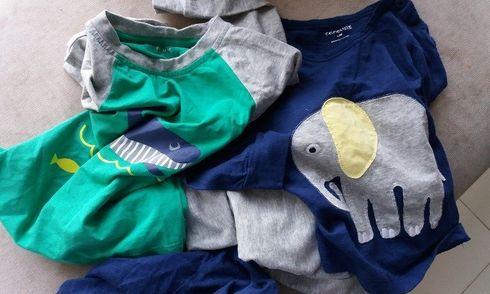Quần áo trẻ em chất lượng kém: