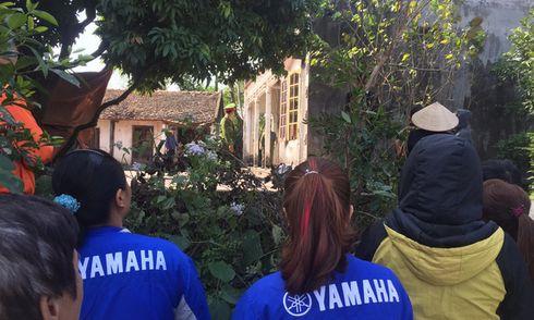Hà Nội: Điều tra vụ người phụ nữ tử vong bất thường trong căn nhà khóa trái cửa