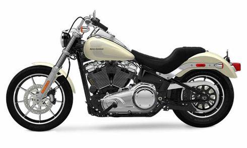 Harley Davidson ra mắt hai mẫu xe mới đẹp long lanh, giá từ 454 triệu đồng