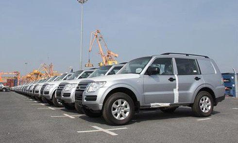Gần 400 ô tô nhập khẩu thuế 0% về Việt Nam trong tuần qua