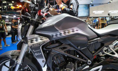 Xế khủng Honda CB300R 2018 ra mắt, giá 4.800 USD
