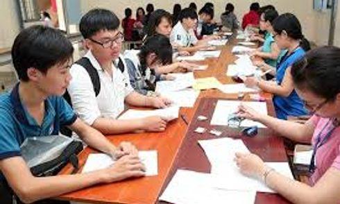 Hôm nay (1/4), thí sinh đăng ký dự thi THPT quốc gia 2018