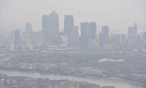 95% dân số thế giới sống trong không khí ô nhiễm, 1 năm chết 6 triệu người