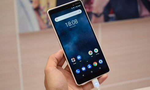 Bộ đôi Nokia 6, 7 Plus về Việt Nam, giá từ 6-9 triệu đồng