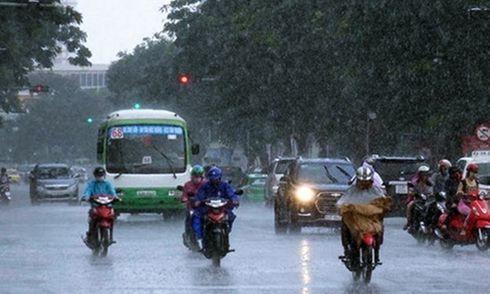 Dự báo thời tiết 26/5: Sau nhiều ngày nắng nóng, miền Bắc sắp mưa dông diện rộng