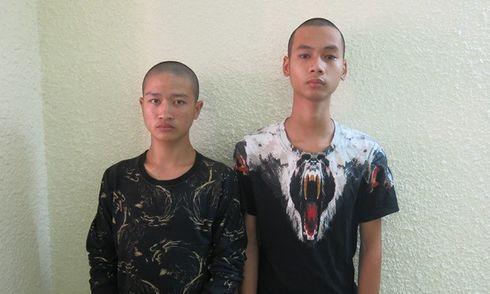 Hà Nội: Tạm giam hai thanh niên cướp 100 nghìn đồng trên bàn thờ thần tài