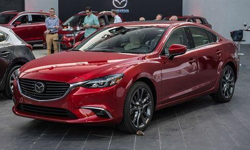 Mazda triệu hồi hàng chục nghìn xe do lỗi hệ thống lái