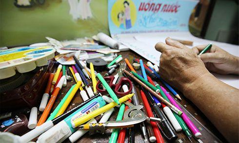 Những dụng cụ thiết yếu để làm một tờ báo tường đẹp nhân ngày 20/11