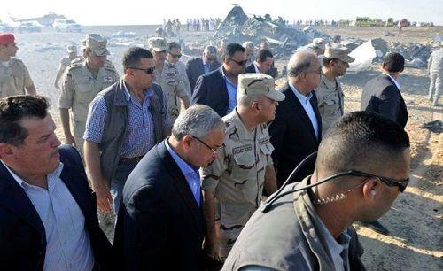 Tiết lộ của vợ phi công về vụ máy bay Nga rơi ở Ai Cập - Ảnh 1