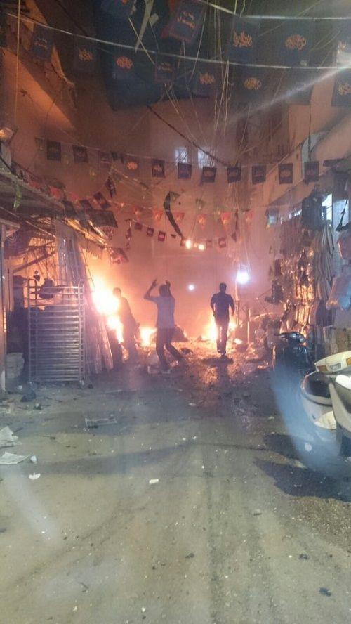 Đánh bom kép ở thủ đô Beirut, gần 300 người thương vong - Ảnh 2
