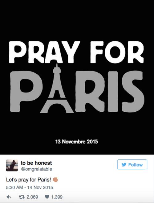 Khủng bố tại Paris: Cả thế giới kêu gọi trợ giúp các nạn nhân qua mạng xã hội - Ảnh 3