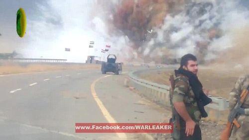 Hàng loạt vụ nổ bom liên tục diễn ra tại iraq - Ảnh 3