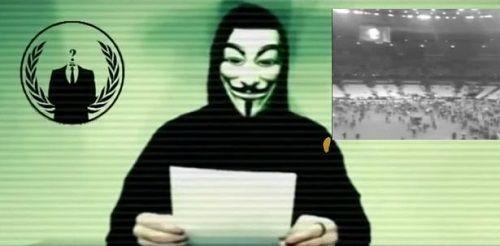 Vụ khủng bố Pháp: Nhóm hacker Anonymous tuyên chiến với IS - Ảnh 1