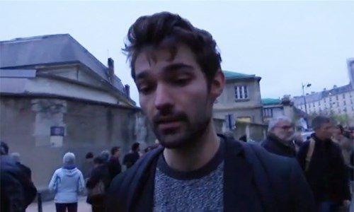 Vụ khủng bố Pháp: Đôi tình nhân thoát chết nhờ…cãi vã - Ảnh 1