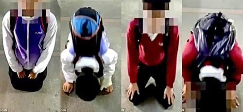 Học sinh quỳ xin lỗi khiến cô giáo bị dư luận mạng chỉ trích - Ảnh 2