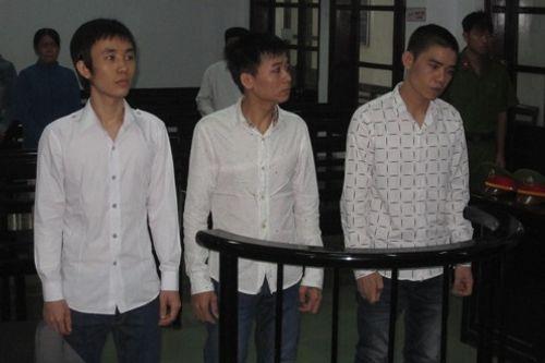 Nhóm thanh niên 9X gây ra hàng loạt vụ trộm - Ảnh 1