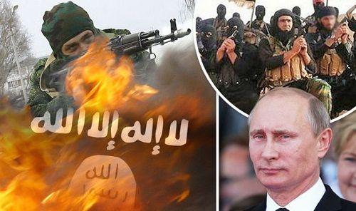 """Tổng thống Putin sẽ gửi 150.000 quân đến Syria để """"thổi bay"""" IS - Ảnh 1"""