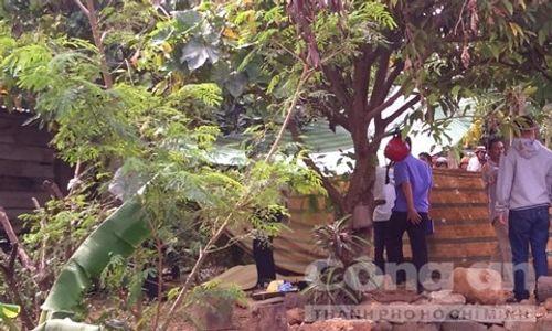 Nam thanh niên chết bất thường sau tiếng kêu cứu ở vườn nhà - Ảnh 1