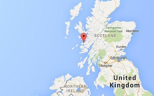 Tàu chở 7.000 tấn hàng của Nga đâm vào bờ biển Scotland - Ảnh 2