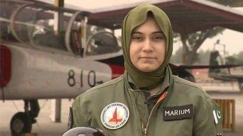 Nữ phi công Pakistan thiệt mạng trong vụ rơi máy bay quân sự - Ảnh 2