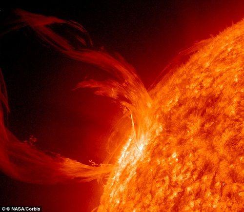 Mỹ chuẩn bị ứng phó với cơn bão mặt trời vào năm 2022 - Ảnh 1