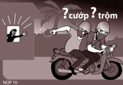 Bắt giữ đối tượng giả danh cảnh sát hình sự để cướp xe - Ảnh 1