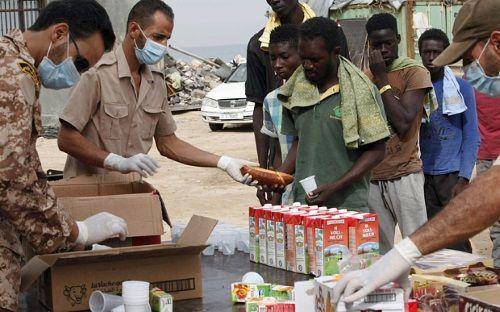 """Libya cảnh báo sẽ """"gửi"""" hàng trăm nghìn người di cư đến châu Âu - Ảnh 3"""