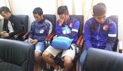 6 cầu thủ Đồng Nai bán độ sắp phải hầu tòa - Ảnh 1