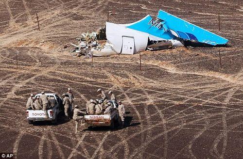 Máy bay Anh suýt bị hạ bởi tên lửa tại Ai Cập - Ảnh 2