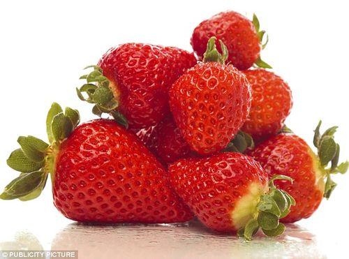 Ăn rau quả chứa thuốc trừ sâu làm giảm lượng tinh trùng - Ảnh 2