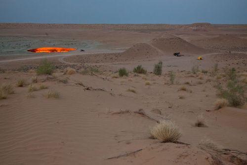 Đẹp mê hồn những vùng sa mạc nổi tiếng thế giới - Ảnh 19