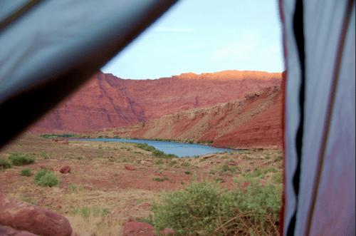 20 bức ảnh thiên nhiên tuyệt đẹp chụp từ lều trại - Ảnh 10