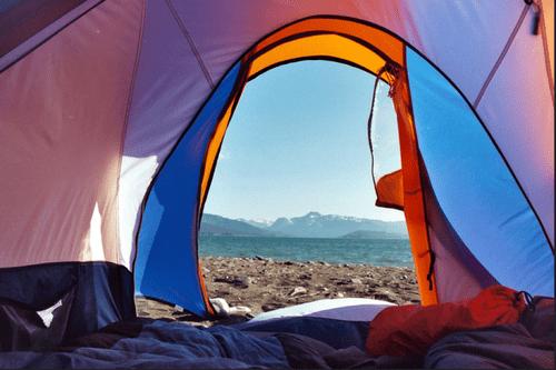 20 bức ảnh thiên nhiên tuyệt đẹp chụp từ lều trại - Ảnh 12