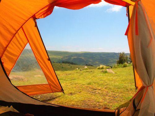 20 bức ảnh thiên nhiên tuyệt đẹp chụp từ lều trại - Ảnh 14