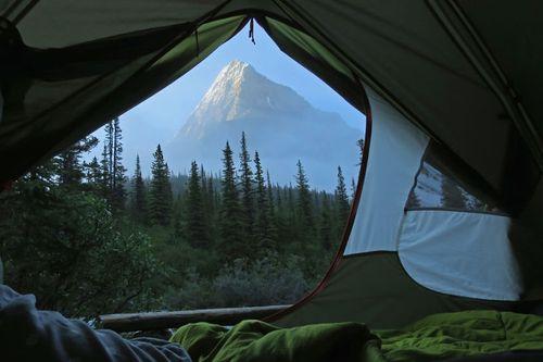 20 bức ảnh thiên nhiên tuyệt đẹp chụp từ lều trại - Ảnh 15