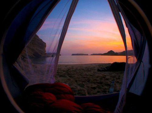 20 bức ảnh thiên nhiên tuyệt đẹp chụp từ lều trại - Ảnh 16
