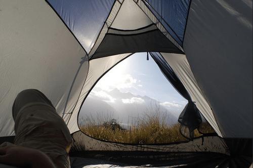 20 bức ảnh thiên nhiên tuyệt đẹp chụp từ lều trại - Ảnh 17