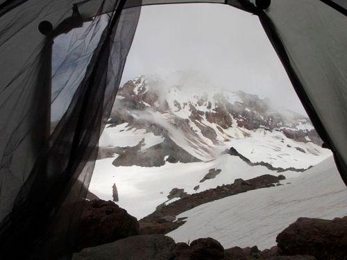 20 bức ảnh thiên nhiên tuyệt đẹp chụp từ lều trại - Ảnh 7
