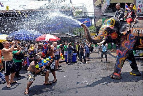 Khám phá 11 lễ hội thú vị nhất thế giới - Ảnh 9