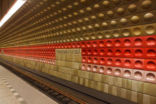 15 ga tàu điện ngầm đẹp nhất thế giới - Ảnh 14