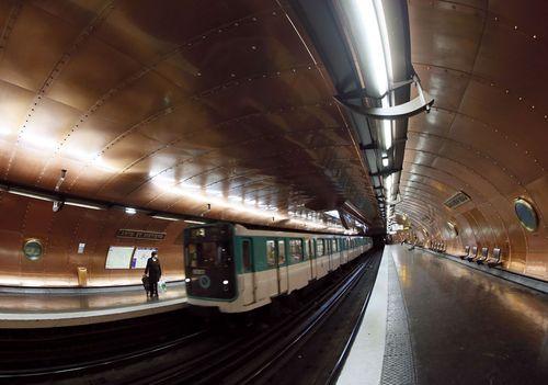 15 ga tàu điện ngầm đẹp nhất thế giới - Ảnh 8