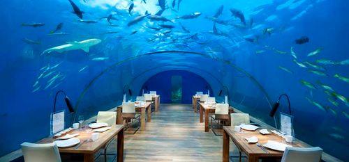 10 nhà hàng lạ lùng nhất thế giới - Ảnh 8